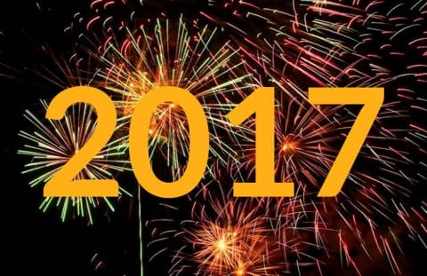 New Year's Eve Countdown to 2017