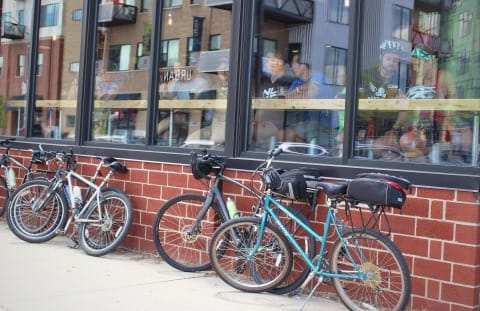 Bikes & Breweries