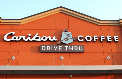 Caribou Coffee-West