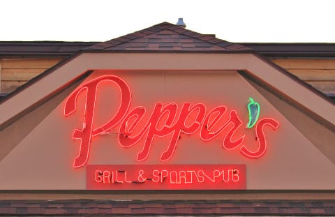 Pepper's Grill & Sports Pub