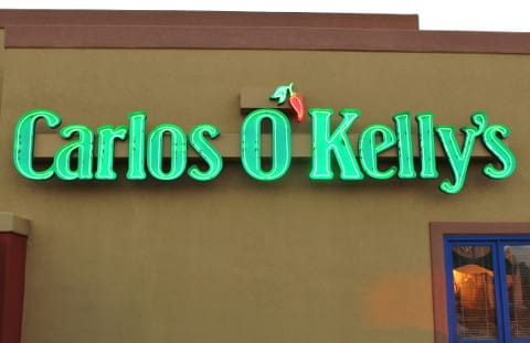 Carlos O'Kelly's Mexican Cafe