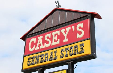 Casey's Carry Out Pizza - East