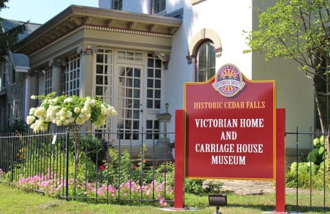 Victorian Home & Carriage House Museum