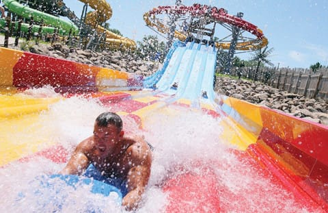 Lost Island Waterpark